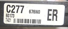 NEW GENUINE/ OE C277676N0 C277-676-N0 X297D13381 ANTENNA KEYLESS CONSOLE MOUNTED