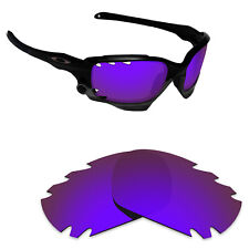 Hawkry Polarized Replacement Lenses for-Oakley Jawbone Vented Plasma Purple