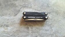 Leatherman SQUIRT PS4 MultiTool Scissors Can Opener Pliers Black PA94
