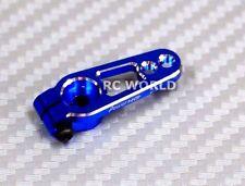 High Performance METAL Aluminum SERVO HORN 25T BLUE