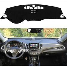 For Chevrolet Malibu 2016 2017 Inner Dashboard Dash Mat DashMat Sun Cover Pad