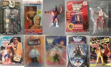 Figur WWF WCW Galoob LJN Hasbro Jakks Bossman Guerrero Toyfair more WWE OSFT
