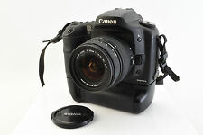 Canon 10D 6.3MP Digital DSLR Camera w/Sigma 18-50mm Lens And BG-ED3 Grip V4589