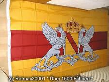 Fahnen Flagge Baden Großherzogtum - 2 - 150 x 250 cm