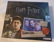 HARRY POTTER AND THE DEATHLY HALLOWS PART 2 Two FACTORY SEALED HOBBY BOX RARE!!!