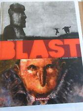 1x Comic - Blast (Manu Larcenet - I. Grasse Carcasse) - Franzözisch