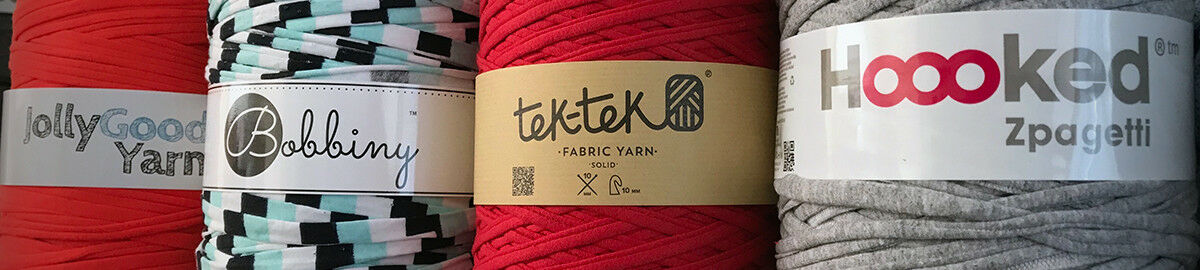 T-Shirt Yarn Shop
