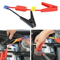 Jumper Cable EC5 Connector Clamp Clip Booster Battery for Car Starter Auto Tools