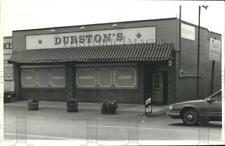 1988 Press Photo Durston's Cigar Store in Syracuse, New York - sya77492