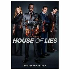 House of Lies: The Second Season 2 (DVD, 2014, 2-Disc Set) New
