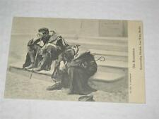POSTCARD illustrated by LEOPOLD PILICHOWSKI Judaica realist  DIE ERMUDETEN