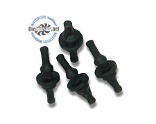 4 Rubber Vibration Dampening Fan Mounting Fasteners Genuine Dell P/N: 03N99 USA!