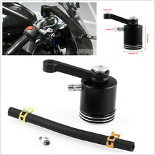 Aluminum Motorcycle Bike Front Brake Clutch Cylinder Fluid Oil Reservoir Cup Kit