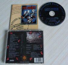 CD ALBUM GAILLARDISES MES SOULIERS SONT ROUGES JOLIETTE QUEBEC 14 TITRES 1997