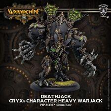 Cryx Deathjack Heavy Warjack Privateer Press Warmachine PIP34130 Hordes Death