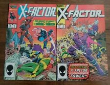 X-Factor 1 - 98, An. 4-8, Prisoner of Love (individual issues)