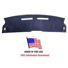 1984-1992 Chevy Camaro Dark Blue Carpet Dash Cover Mat Pad CH14-2 Made in USA