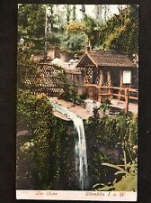 Vintage Postcard - Isle Of Wight #44 - RP Shanklin The Chine