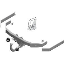 Brink Towbar for Audi A6 Allroad Estate 2012 Onwards - Retractable Tow Bar