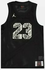 $110 Nike Jordan Retro 11 Snakeskin Legacy Jersey Black XL X-Large CI0304 010