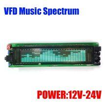Vfd Fft Music Spectrum Level Audio Indicator Rhythm Led Display Vu Meter Screen