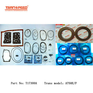 A750E A750F Transmission Master Rebuild Kit Overhaul For TOYOTA T17300A-DZ