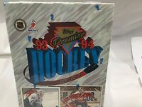 NHL 1993-94 Topps Premier Series 2 trading Cards Factory Sealed 36pk Box