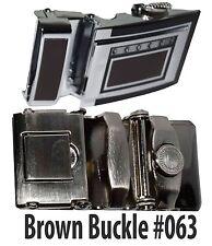 Men's belt Buckle. Automatic sliding belt buckle. Quick-lock Belt buckle only #3