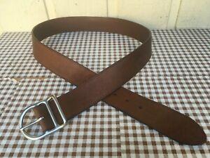 Polo Ralph Lauren men's Italian leather men's belt size 38/95.Brown