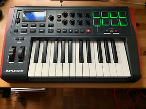 Novation IMPULSE 25 Midi Controller Keyboard