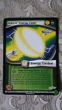 Dragon Ball Z DBZ CCG TCG P3 Goku's Energy Clash Babidi Saga Promo Card