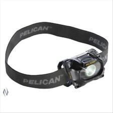PELICAN HEADLAMP HEADLIGHT 2750 LED BLACK 193 LUM 3 X AAA - P2750B