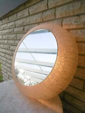 TOP Acryl Eisblock Wand Spiegel Beleuchtet Design 60er 70er Jahre