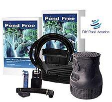 NEW Savio Pondless Waterfall/Pond-Free Kit w/8' stream-water feature-fountain