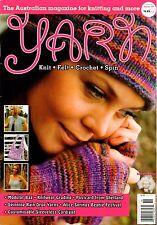 YARN Magazine Sept 2010 The Australian Magazine for Knitting and More