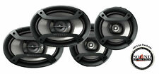 """Pioneer TS-165P 6.5"""" 2 Way Speaker Pair w/ TS-695P 6x9"""" 3 Way Speakers Package"""