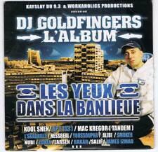 L'Album. Les yeux dans la Banlieue - DJ Goldfingers