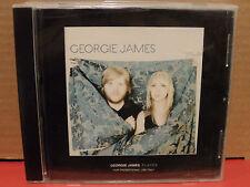 Georgie James - Places PROMO CD