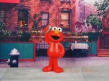 Sesame Street Muppets Cokkie Monster Elmo Cake Topper Figure Model K1224 F