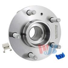 Wheel Bearing and Hub Assembly-4-Wheel ABS Front,Rear WJB WA513179HD