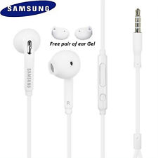 OEM Samsung Galaxy S5 S6 S7 Edge Note 4 5 Headset Earphone Earbud EO-EG920BW