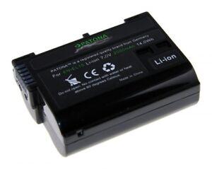 Batteria PATONA Premium Nikon EN-EL15b per 1 V1 D600 D610 D750 D800 D810 Z6 Z7