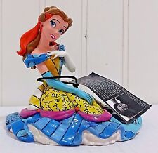 Disney Princess Belle Britto Figurine Beauty &The Beast Alternative Pop Art Gown
