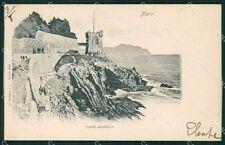 Genova Nervi Torre Gropallo cartolina XB2503