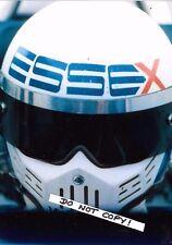 Fotografía 7x5, Elio de Angelis F1 Lotus retrato 1981
