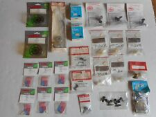 RC Ship Boat Parts Lot Running Hardware Kits, Propellers, Rudder, ETC. NOS 20+