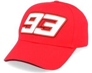 Official Marc Marquez 93 Peak Cap - 20 43002