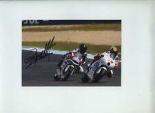 Elena Rosell QMMF Racing Team Moriwaki Moto 2 Season 2012 Signed Photograph