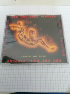 !! CD Maxi !! Red Hot Chili Peppers, Breaking the Girl