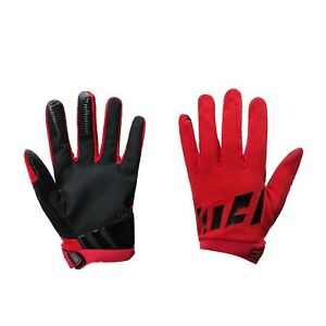 Fox 2020 Racing Mens Ranger Gloves Racing Mountain Bike BMX MTB Bright Red